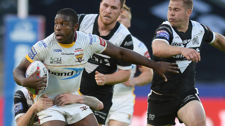 Huddersfield Giants came out on top in their last meeting with their Super League round 1 opponents Hull FC
